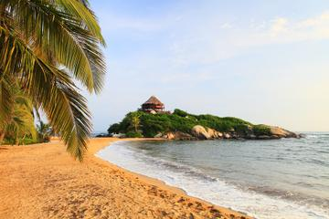 Crystal Beach and Tayrona National...