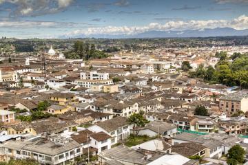 Excursión privada: excursión de un día a Popayán desde Cali