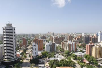 Traslado de ida a Barranquilla desde Santa Marta