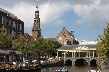 Excursão particular por Leiden e cruzeiro pelos canais