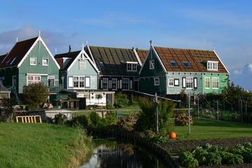Privéfietstour van een hele dag door het platteland van Noord-Holland ...