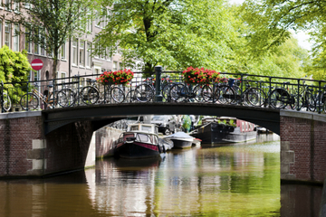 Visite privée: visite à pied de la ville d'Amsterdam