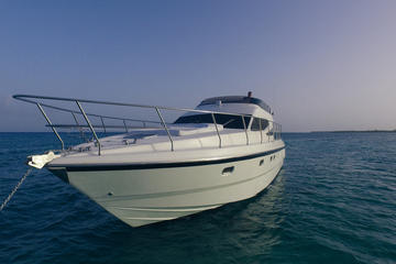 Private Luxury Sightseeing Yatch Cruise the Riviera Maya