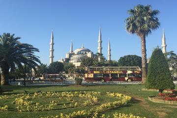 Big Bus Istanbul hoppa på/hoppa ...