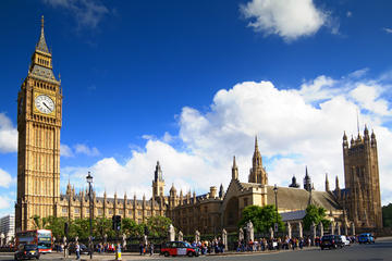 Excursão a pé pela histórica Londres...