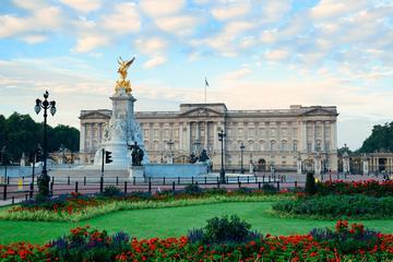 Excursão ao Palácio de Buckingham...