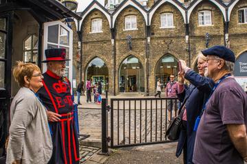 Royal London-Rundgang einschließlich früher Zugang zum Tower of...