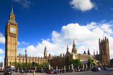 Tour a piedi storico di Londra, con