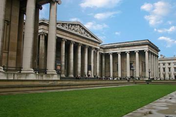 Tour dei reperti importanti del British Museum tra cui la stele di