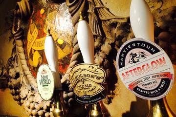 Traditionelles britisches Ale und...