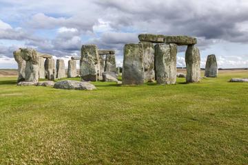 Viagem diurna a Stonehenge, Bath e...