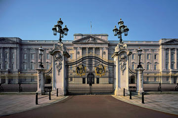 Visita al Palacio de Buckingham con té de la tarde