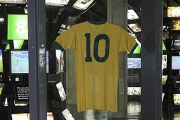 Adgangsbillett til fotballmuseet