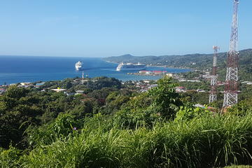 Roatan By Land And By Sea