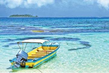 Tour by Sea: Johnny Cay, Cayo Aquarius ans San Andres Bay