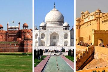 5 Days Delhi-Agra-Jaipur Golden Triangle Tour