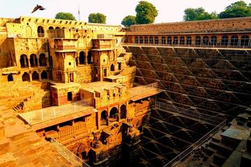 Same Day Abhaneri Stepwell Trip