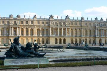 Entrada al Palacio de Versalles con audioguía
