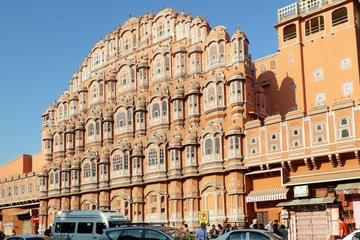 Same Day Jaipur Tour from Delhi by Train
