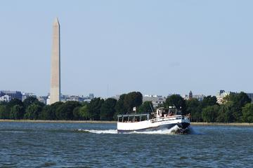 Crociera sul Potomac dei monumenti e memoriali di Washington DC