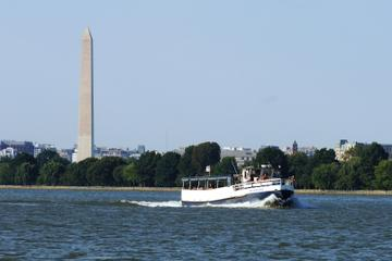 Washington DC Monuments and Memorials Cruise