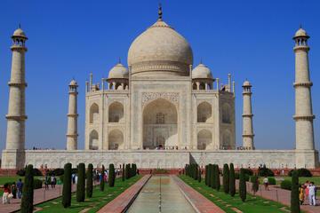 Best Tour & Activities Provider:Same Day Private Tour By Ac Car:Delhi-Agra-Delhi