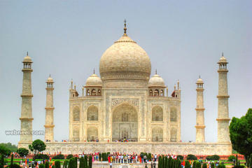 Majestic Golden Triangle With Varanasi