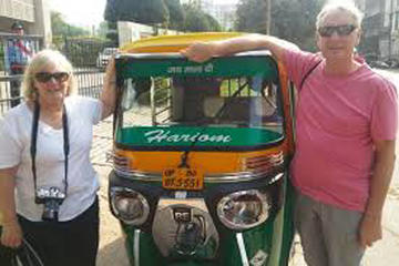 TUK TUK TOUR IN AGRA
