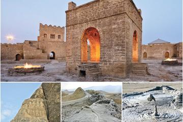 Explore Azerbaijan in 3 Nights & 4 Days