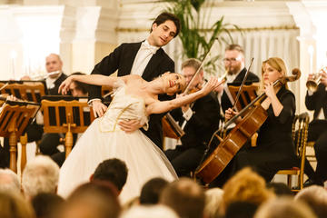 Kursalon Wenen: concert Johann Strauss en Mozart