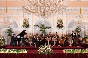 Weihnachtskonzert: Strauß und Mozart...