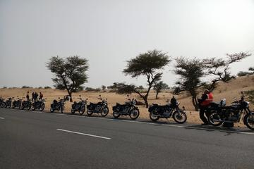 Glimpse of Rajasthan motorcycle tour...