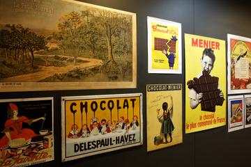 Choco-Story em Paris: entrada no Museu de Chocolate Gourmet