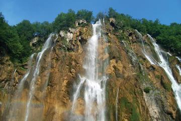 Plitvice Lakes Economy Tour from Zagreb