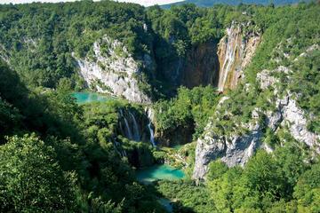 Plitvice Lakes Tour from Zagreb