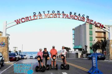 Day Trip One Hour Segway Tour near Daytona Beach, Florida