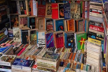 Stroll Through The Popular Book Street