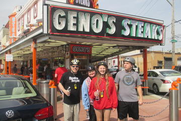 Day Trip Philadelphia Cheesesteak Tour by Segway near Philadelphia, Pennsylvania