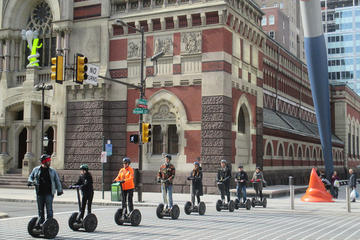Day Trip Philadelphia Segway Tour near Philadelphia, Pennsylvania