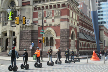Segway-Tour durch Philadelphia