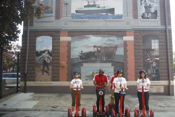 Tour en Segway por los murales de Filadelfia