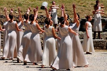 Meteora - Delphi - Olympia - Argolida 5 Days Private Tour