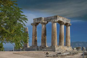 Mycenea-Epidaur- Nafplio-Nemea-Corinth 2 Days Private Tour