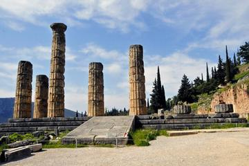 Private Tour Delphi the Navel of the Word