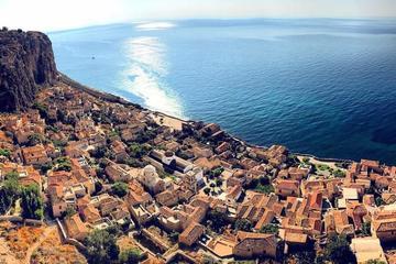 Sparta-Mystras-Monemvasia-Mycenae-Epidaur-Corinth 3 Days Private Tour