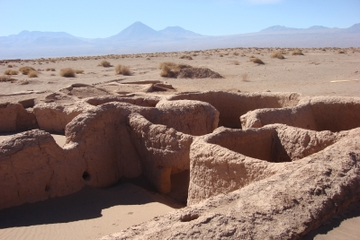 Excursión arqueológica en San Pedro de Atacama