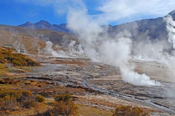 Excursion aux geysers d'El Tatio au départ de San Pedro de Atacama
