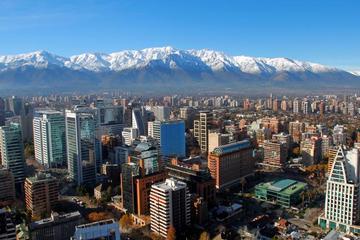 Offerta speciale Santiago: tour panoramico di 2 giorni della città e