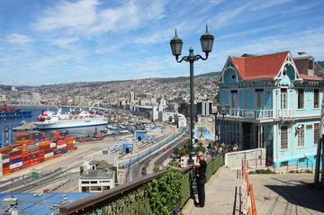 Santiago Super Saver: 2-Day City Sightseeing plus Viña del Mar and Valparaiso