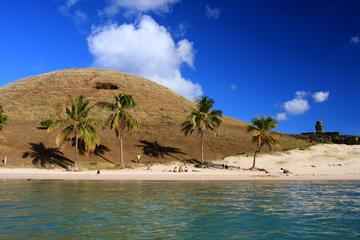 Shore Excursion: Easter Island Full Day Tour to Anakena Beach